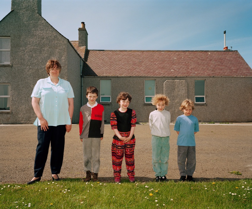 Martin Parr: Think of Scotland